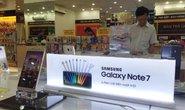 Samsung thu hồi gần 13.000 chiếc Galaxy Note 7 tại Việt Nam