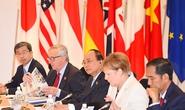 Thủ tướng lên tiếng về Biển Đông tại Hội nghị G7 mở rộng