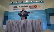 Tuyên bố chung Mỹ-ASEAN kêu gọi bảo vệ tự do hàng hải