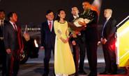 Hình ảnh đầu tiên của Tổng thống Obama tại Việt Nam