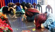 Bắt quả tang gái bán dâm cho khách massage trong phòng VIP