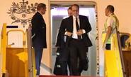 Tổng thống Pháp tới TP HCM