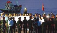 Trang nghiêm đón phi công Su-30 Trần Quang Khải trở về