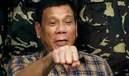 Tổng thống Philippines buột miệng lộ tin mật