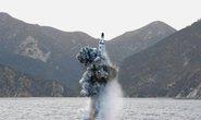Triều Tiên bắn tên lửa KN-11 vào biển của Nhật