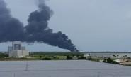 Mỹ: Tên lửa bất ngờ nổ trên bệ phóng