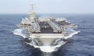Cuộc vượt cạn lạ lùng trên tàu sân bay USS Dwight D. Eisenhower