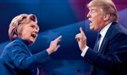 Trận so găng lịch sử giữa bà Clinton và ông Trump
