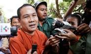 Campuchia bỏ tù nghị sĩ đăng bản đồ giả về biên giới với Việt Nam