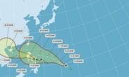 Xuất hiện bão dữ nối đuôi bão Sarika đe dọa biển Đông