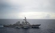 Mỹ lần đầu tiến hành 2 mặt trận trên biển Đông
