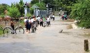 Ninh Thuận vẫn đang mưa lớn, dự báo lũ sẽ dữ dội
