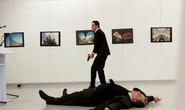 Hình ảnh sốc trong vụ Đại sứ Nga ở Thổ Nhĩ Kỳ bị ám sát