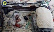 Bức ảnh rợn người thức tỉnh thế giới về Syria