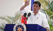 Ông Duterte tuân lệnh trời... ngừng nguyền rủa