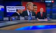 Đài Nga nói xấu cuộc bầu cử Mỹ