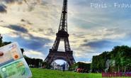 Hướng dẫn thủ tục và quy trình xin visa du lịch Pháp