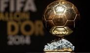 """FIFA lập giải thưởng mới cạnh tranh """"Quả bóng vàng"""""""