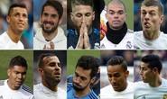 Lộ danh sách sao Real Madrid phải ra đi cuối mùa