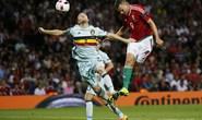 Xem Hazard và tuyển Bỉ hành hạ Hungary