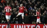 Sao trẻ lập công, Man United thắng tưng bừng ở Old Trafford