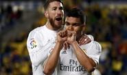 Ro-Ba tắt tiếng, Real Madrid suýt mất điểm ở Las Palmas