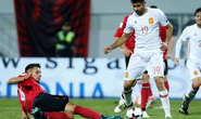 Tây Ban Nha dự World Cup: Diego Costa soán chỗ Morata