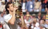Nước mắt Murray ngày tái đăng quang Wimbledon