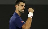 "Xem Federer lập kỷ lục Grand Slam, Djokovic ""vượt ải"" Seppi"