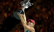 """Xem Kerber hạ """"siêu nhân"""" Serena, lần đầu vô địch Grand Slam"""