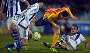 Barcelona trắng tay ở Sociedad, La Liga nóng cuộc đua vô địch
