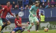 Barcelona nhấn chìm Osasuna, Ramos cứu Real Madrid