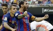 """Messi ghi bàn phút bù giờ, Barcelona thoát hiểm ở """"hang dơi"""""""
