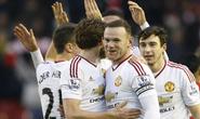 Rooney ghi bàn, Man United giành 3 điểm tại Anfield