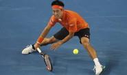 Nishikori ngược dòng, Sharapova vất vả vào vòng 4