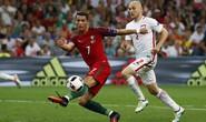 Xem Ronaldo hân hoan cùng Bồ Đào Nha vào bán kết