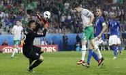 CH Ireland – Ý 1-0: Sắc Thiên thanh nhạt nhòa