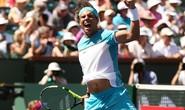 Đánh bại Nishikori, Nadal hẹn Djokovic ở bán kết Indian Wells