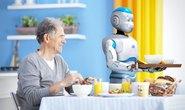 Khi người già cần robot