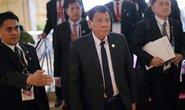 Ông Duterte chê công việc tổng thống lương thấp