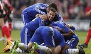 Chelsea ngược dòng hạ Southampton, Leicester vững ngôi đầu