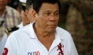 Tổng thống Duterte tuyên bố chấm dứt tập trận chung với Mỹ