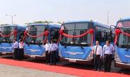 Khuyến khích sử dụng xe buýt chạy bằng nhiên liệu sạch