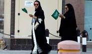 Phụ nữ Ả Rập Saudi không muốn bị giám hộ