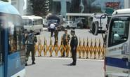 Sân bay Tân Sơn Nhất tất bật kiểm tra an ninh