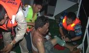 Tàu chìm ở biển Tây, 7 ngư dân gặp nạn