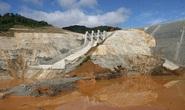 Vỡ cống dẫn thủy điện Sông Bung 2: Thiên nhiên cuồng nộ