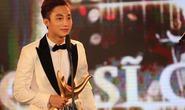 Sơn Tùng M-TP bất ngờ giành giải Ca sĩ Cống hiến của năm