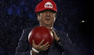 """Thủ tướng Nhật hóa """"Super Mario"""" quảng bá Olympic"""