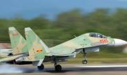 Su-30 gặp sự cố: Cả hai phi công đã kịp bung dù